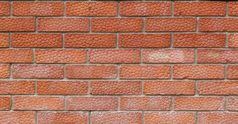 Murs en brique