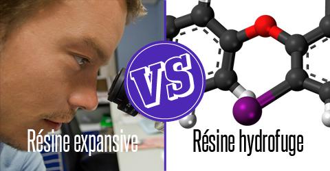 resine expansive resine hydrofuge