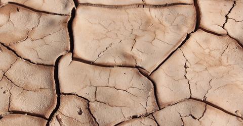 fissures sécheresse 2017